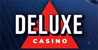 Официальный логотип казино Deluxe