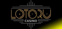 Официальный логотип казино Лото РУ