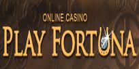Официальный логотип казино Play Fortuna