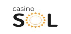 Официальный логотип казино SOL